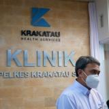 Peresmian Klinik Bapelkes KS Serang